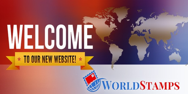 WorldStamps.com: ***New Website Launch Announcement!***